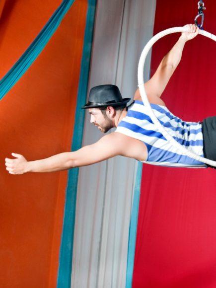 Formation Animateur(rice) Activités du Cirque